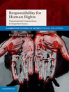 Responsibility for Human Rights (eBook): Transnational Corporations in Imperfect States