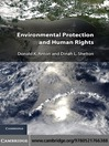 Environmental Protection and Human Rights (eBook)