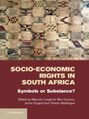 Socio-Economic Rights in South Africa (eBook)