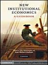 New Institutional Economics (eBook)