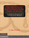 The Slave Trade and Culture in the Bight of Biafra (eBook): An African Society in the Atlantic World