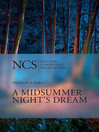 A Midsummer Night's Dream (eBook)