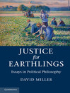 Justice for Earthlings (eBook)