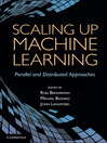 Scaling up Machine Learning (eBook)