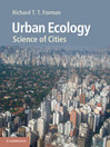 Urban Ecology (eBook): Science of Cities