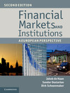 Financial Markets and Institutions (eBook)