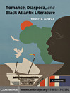 Romance, Diaspora, and Black Atlantic Literature (eBook)