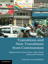 Transitions and Non-Transitions from Communism (eBook)