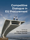 Competitive Dialogue in EU Procurement (eBook)