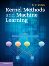 Kernel Methods and Machine Learning (eBook)