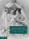 The Silver Fork Novel (eBook): Cambridge Studies in Nineteenth-Century Literature and Culture Series, Book 81