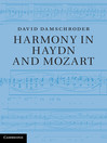 Harmony in Haydn and Mozart (eBook)