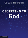 Objecting to God (eBook)