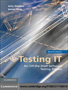 Testing IT (eBook)