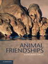 Animal Friendships (eBook)