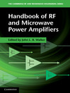 Handbook of RF and Microwave Power Amplifiers (eBook)