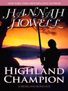 Highland Champion (eBook): Camerons Series, Book 2
