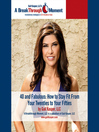 40 and Fabulous! (MP3): How to Stay Fit from Your 20s to Your 50s