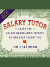 Salary Tutor (MP3)