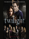 Twilight (MP3): The Movie Companion