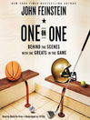 One on One (MP3): Behind the Scenes with the Greats in the Game