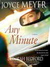 Any Minute (MP3): A Novel