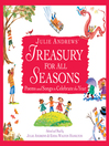 Julie Andrews' Treasury for All Seasons (MP3): Poems and Songs to Celebrate the Year