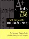 F. Scott Fitzgerald's The Great Gatsby (MP3)