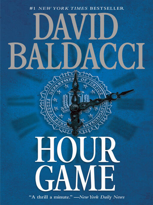 Cover image for Hour Game