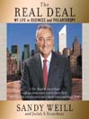 The Real Deal (MP3): My Life in Business and Philanthropy