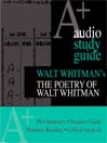 The Poetry of Walt Whitman (MP3)