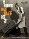 The Ultimate David Sedaris Box Set (MP3)