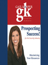 Prospecting Success! (MP3): For the Security Industry