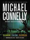 Harry Bosch Box Set (MP3)
