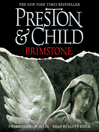 Brimstone (MP3): Pendergast Series, Book 5