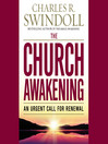 The Church Awakening (MP3): An Urgent Call for Renewal