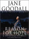 Reason for Hope (MP3): A Spiritual Journey