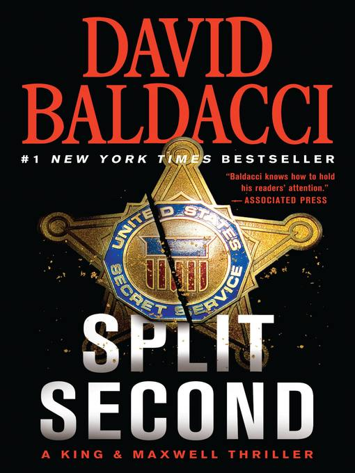 Cover image for Split Second