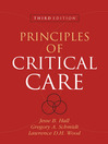 Principles of Critical Care (eBook)