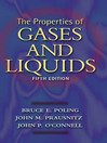 The Properties of Gases and Liquids (eBook)