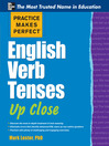 English Verb Tenses Up Close eBook