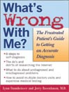 What's Wrong with Me? eBook
