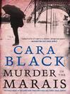 Murder in the Marais (eBook): Aimee Leduc Series, Book 1