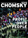 Profit Over People (eBook): Neoliberalism and Global Order
