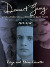 """""""Dearest Georg"""" (eBook): Love, Literature, and Power in Dark Times: The Letters of Elias, Veza, and Georges Canetti, 1933-1948"""