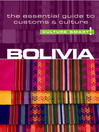 Bolivia (eBook): The Essential Guide to Customs & Culture