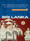 Sri Lanka (eBook): The Essential Guide to Customs & Culture