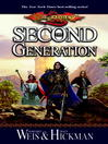 The Second Generation (eBook)
