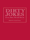 Dirty Jokes Every Man Should Know (eBook)