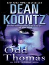 Cover image for Odd Thomas